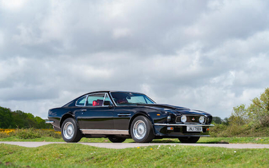 1979 Aston Martin V8 Vantage Sports Saloon to X-Pack Specification (see text), Registration no. JNJ 798V Chassis no. V8VOR 12183