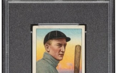 57095: 1909-11 T206 Sweet Caporal 350-460/42OP Ty Cobb