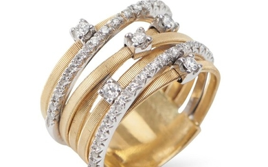 A DIAMOND DRESS RING BY MARCO BICEGO