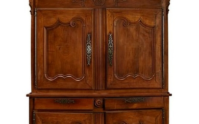 A French Provincial cabinet