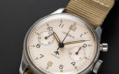 A RARE GENTLEMAN'S STAINLESS STEEL SOUTH AFRICAN AIR
