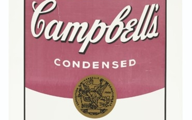 ANDY WARHOL (1928-1987), Pepper Pot, from Campbell's Soup I