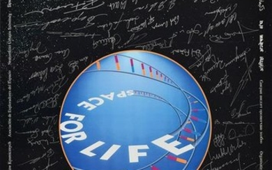 ASE 9th Planetary Congress Multi-signed Poster