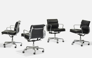 Charles and Ray Eames, Soft Pad Management Chairs