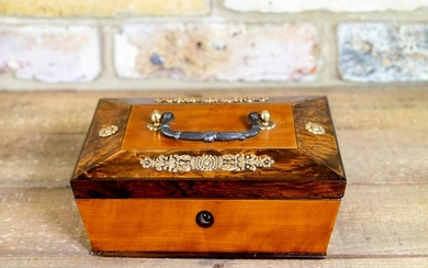 Decorative French Table Box 1880