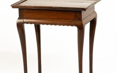 Diminutive Queen Anne Tea Table