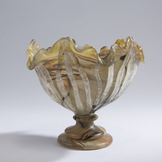 Emile Galle, Nancy, Important bowl