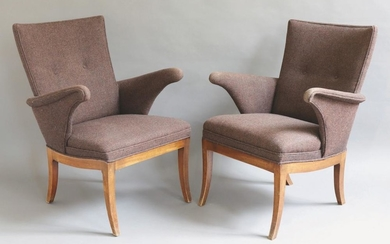 Frits Henningsen, 2 Easy Chairs