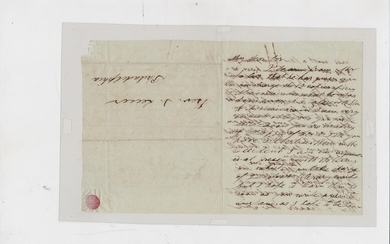 Leeser, Isaac (letter to him)