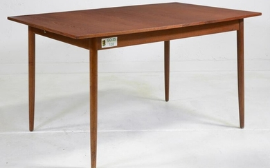 Mid Century Modern Dining Table By Greaves & Thomas
