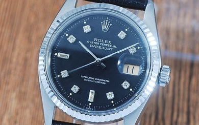 Rolex -Oyster Perpetual DateJust- 1601 - Men - 1970-1979