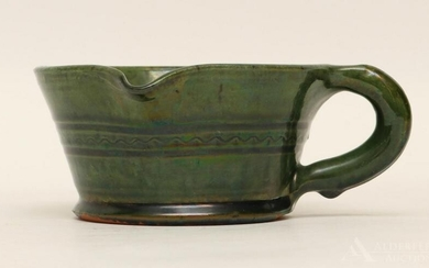 Russell Stahl Redware Pottery Cup