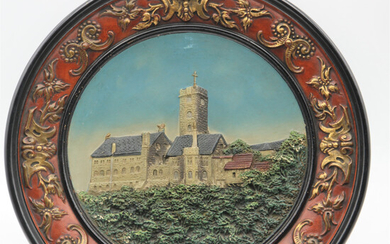 THE WARTBURG PLATE.
