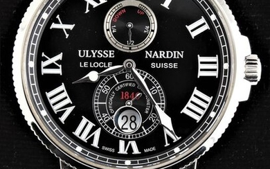 Ulysse Nardin - 1846 MAXI MARINE - C.O.S.C. Chronometre Certified - Power Reserve - Ref. No: 263-67-3/42 - Men - 2011-present