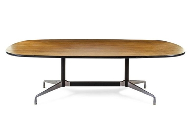 Charles and Ray Eames Segmented Base Table Herman