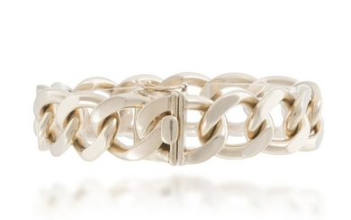 A Succo for Tiffany & Co. curb link bracelet