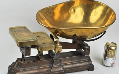 Early Iron & Brass Scale