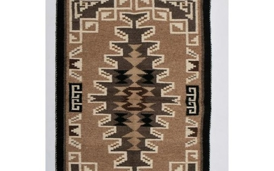 Minnie Foster (Dine, 20th century) Navajo Two Grey