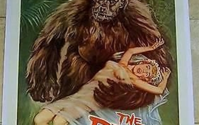 REDUCED PRICE BRIDE & THE BEAST 1958 LB 1 SH POSTER ED