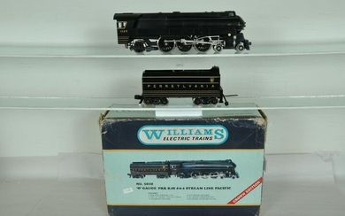 Williams O-scale Pacific 7000 Challenger 4-6-2