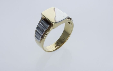 18 kt. Gold, White gold, Yellow gold - Ring