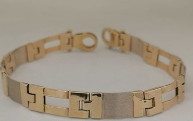 18 kt. Gold, Yellow gold - Bracelet