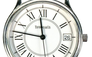 Tiffany&Co Portfolio Stainless Steel Ladies Watch