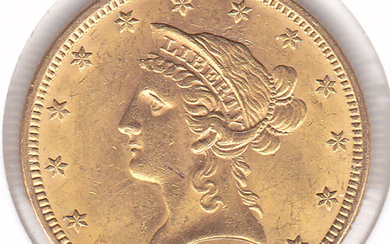 United States - 10 Dollars 1907 Liberty Head - Gold