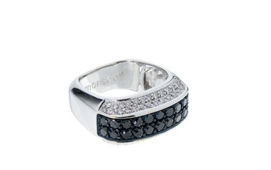 MONSEO - Ring 'moments' in gold and diamonds