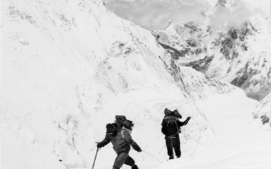 MOUNTAINEERING--GREGORY | Twenty photographs of the British Mount Everest Expedition, 1953