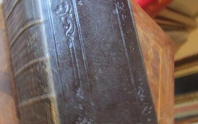 The english version of the polyglott Bible containing the old and new testaments. 126 PAGES MANUSCRIPT COMMENTS BY JOSEPH WOLFF.