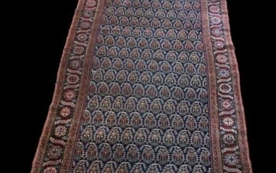 19Th C. Bakhtiar Rug