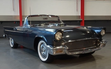 Ford - Thunderbird D Code 312CI 4V Convertible - NO RESERVE - 1957
