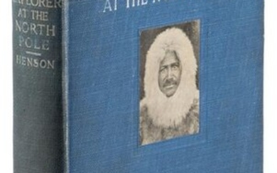 African-American's voyage to North Pole