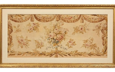 An Aubusson Tapestry Panel