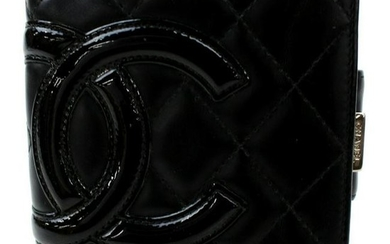 Authentic CHANEL Leather Wallet