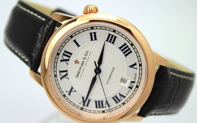 Dreyfuss & Co. - ' NO RESERVE PRICE' Automatic Swiss Hand Made - New & Boxed - Men - 2011-present