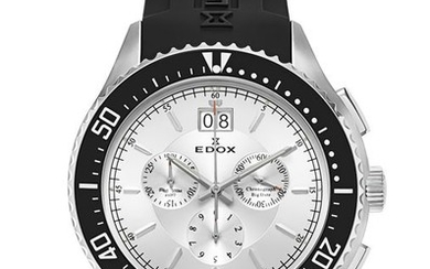 Edox - C1 Chronograph Big Date - 10026 3CA AIN - Men - 2011-present
