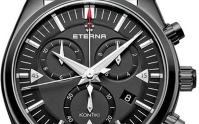 Eterna - Kontiki Chronograph - 1250.43.41.1308 - Men - 2011-present