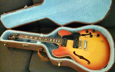 Gibson - ES-335 CS - Semi-hollow body guitar - USA - 1969