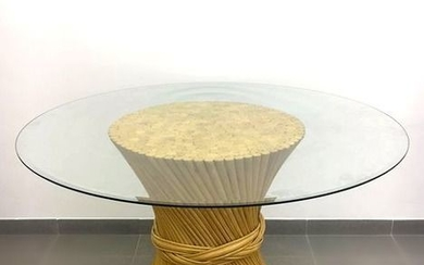 McGuire - Dining table