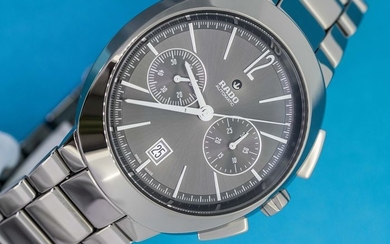 Rado - Automatic Chronograph D-Star Plasma with Ceramic Bracelet - R15198102 - Men - BRAND NEW