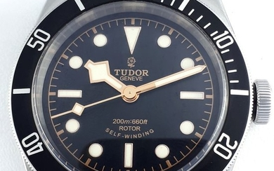 Tudor - Heritage Black Bay - 79220N - Men - 2011-present