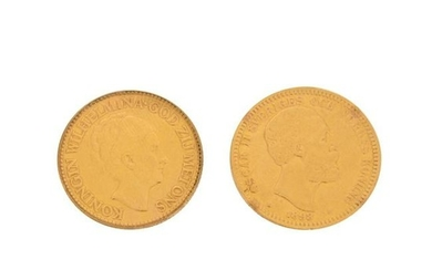 Two (2) Foreign Gold Coins