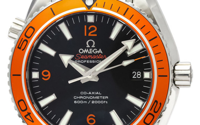 Omega Stainless Steel Seamaster Automatic